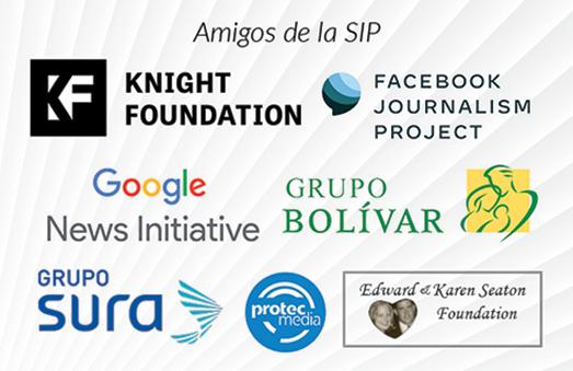 Banner Amigos de la SIP