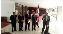 Presidente de Costa Rica ratifica la Declaración de Chapultepec