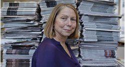 Entrevista del diario El Mundo de España con  exdirectora del New York Times