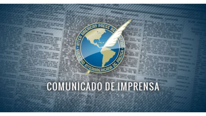 SIP concede à ANDIARIOS o Grande Prêmio para Liberdade de Imprensa