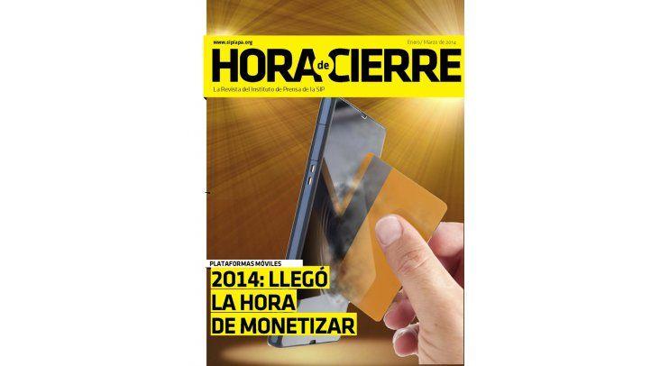Hora de Cierre Enero - Marzo 2014 (Revista N°94)