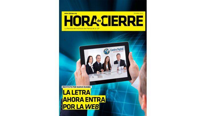 Hora de Cierre Octubre - Diciembre 2013 (Revista N°93)