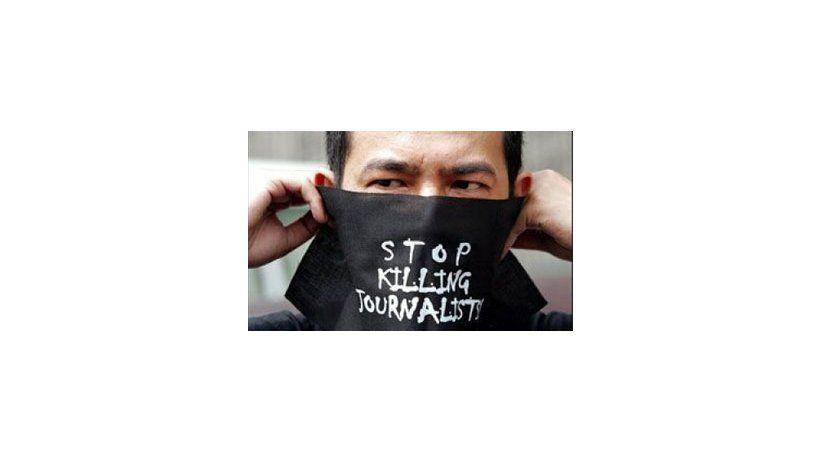 Énfasis en la seguridad de los periodistas