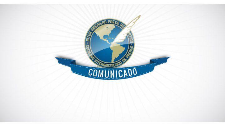 """SIP sobre Venezuela: """"No puede haber diálogo sin prensa"""" Insiste sobre solidaridad para los periódicos venezolanos sin papel"""