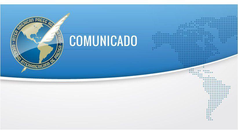 La SIP exige al gobierno de Venezuela la liberación de Víctor Manuel García Hidalgo