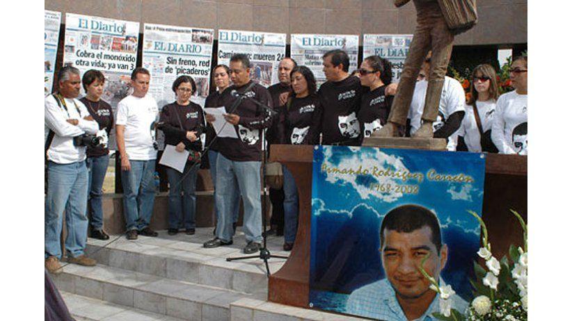 Fiscalía especial de México investigará crimen de Armando Rodríguez