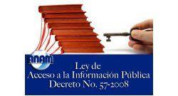 En idioma kiche la Ley de Libre Acceso a la Información