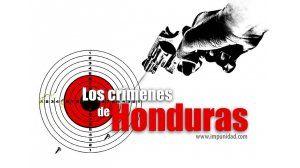 Los crímenes de Honduras