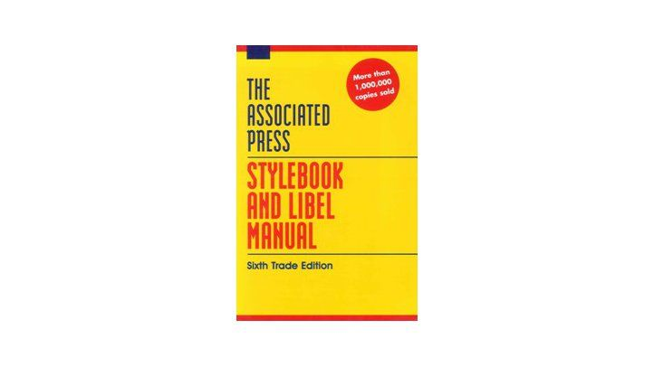 Stylebook and Libel Manual