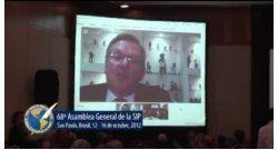 Jaime Mantilla nuevo presidente de la SIP