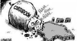 Concurso de caricatura contra la corrupción
