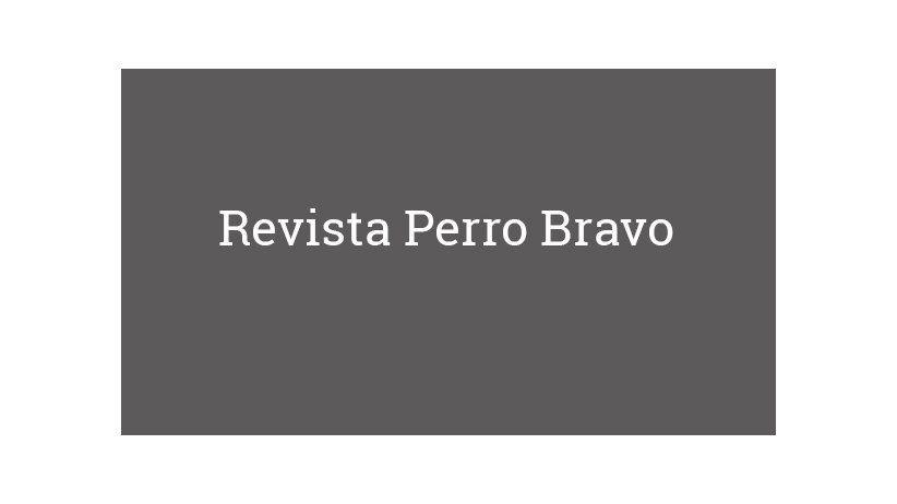 Revista Perro Bravo