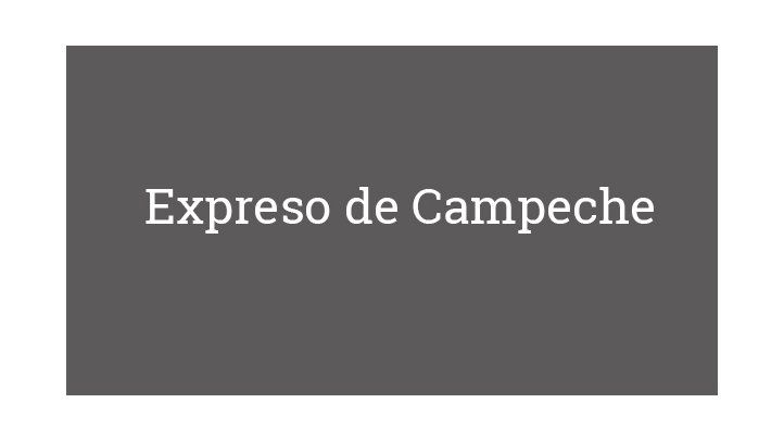 Expreso de Campeche