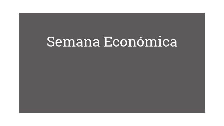 Semana Económica