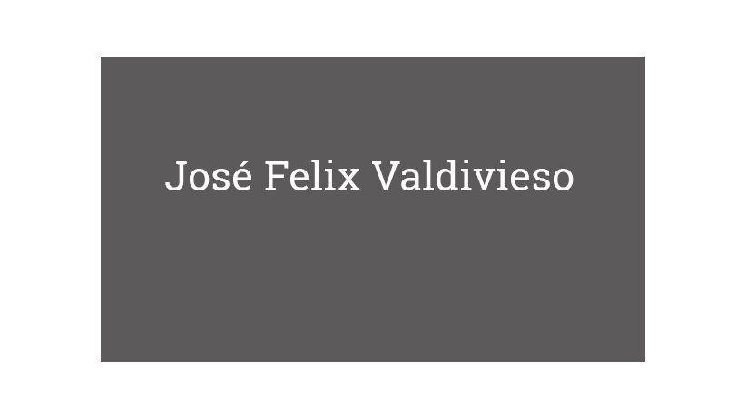 José Felix Valdivieso
