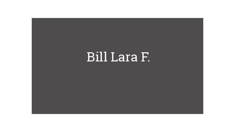 Bill Lara F.