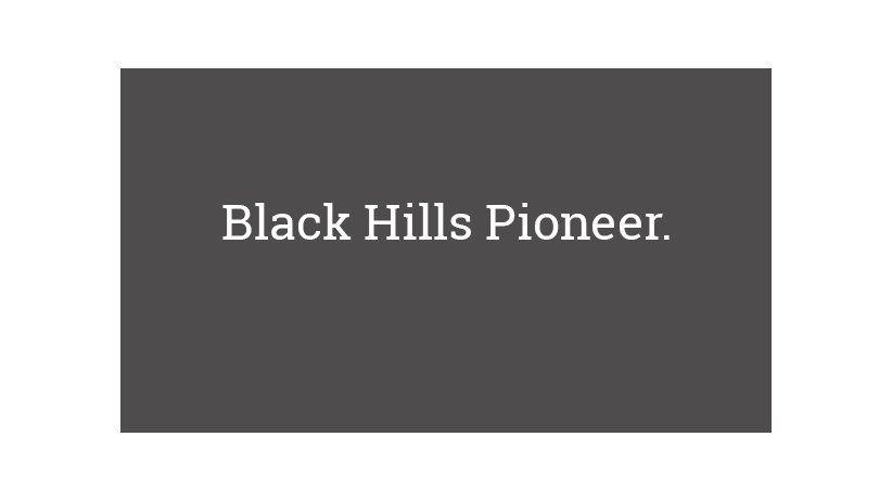 Black Hills Pioneer