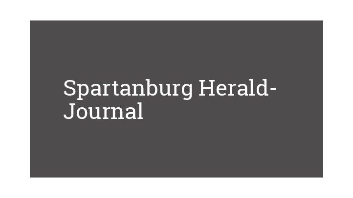 Spartanburg Herald-Journal