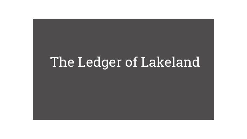 The Ledger of Lakeland