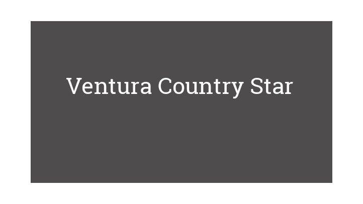 Ventura Country Star