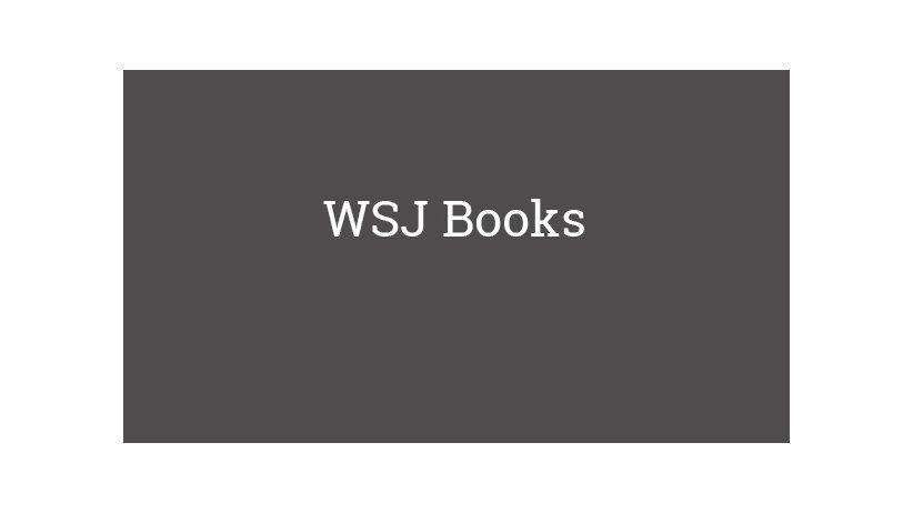 WSJ Books