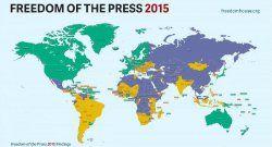 En declive la libertad de Internet en el mundo