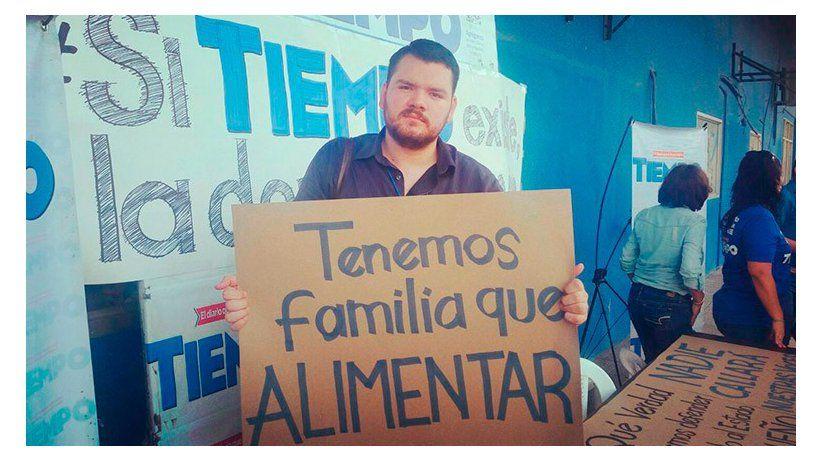 Solidaridad y preocupación de la SIP con trabajadores del diario Tiempo de Honduras