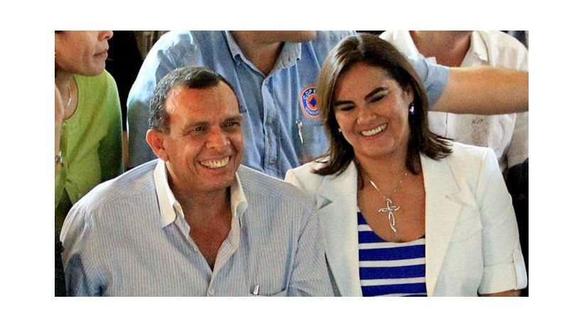Infundada demanda de ex primera dama hondureña