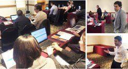 Exitoso taller-seminario sobre audiencias digitales