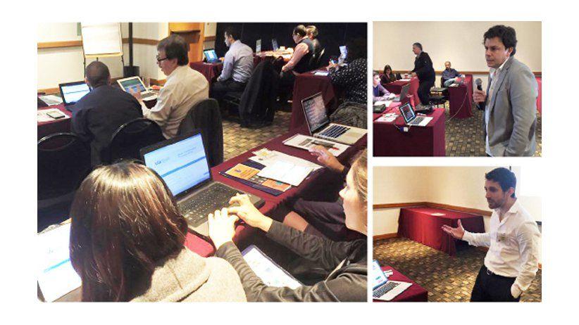 Taller-seminario sobre audiencias digitales en México