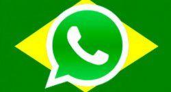Whatsapp, 13 horas sin servicio en Brasil