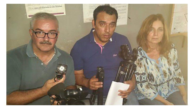 Agreden a equipo de Crónica TV en Argentina