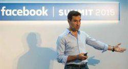Liberan a vicepresidente de Facebook