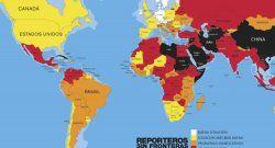 Clasificación Mundial de la Libertad de Prensa