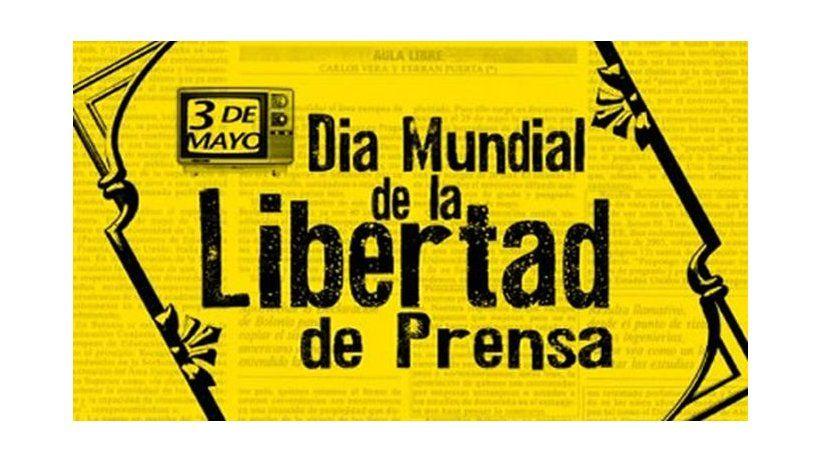 Mensaje por el Día Mundial de la Libertad de Prensa