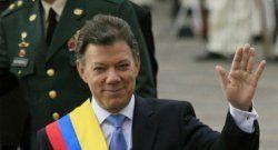Presidente colombiano en congreso WAN-IFRA