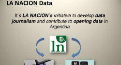 La Nación gana premio en categoría Open Data