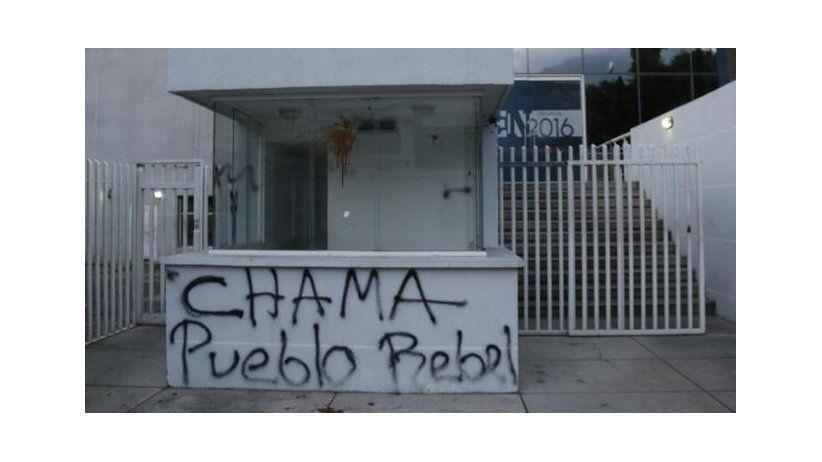 Venezuela: La SIP condena ataque contra El Nacional
