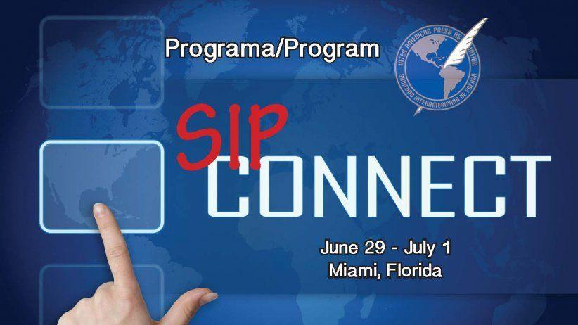 SIP inicia conferencia sobre el estado de la transformación digital de los medios