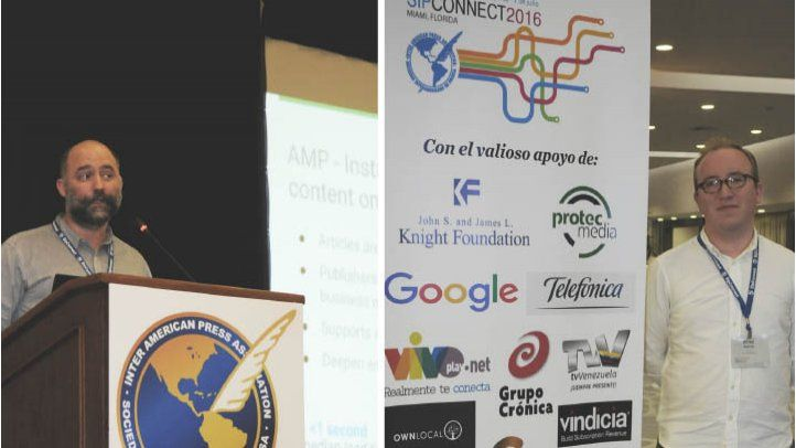 Mensaje de optimismo de Google en SipConnect2016