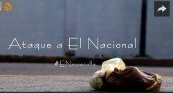 Nuevo ataque contra El Nacional de Venezuela