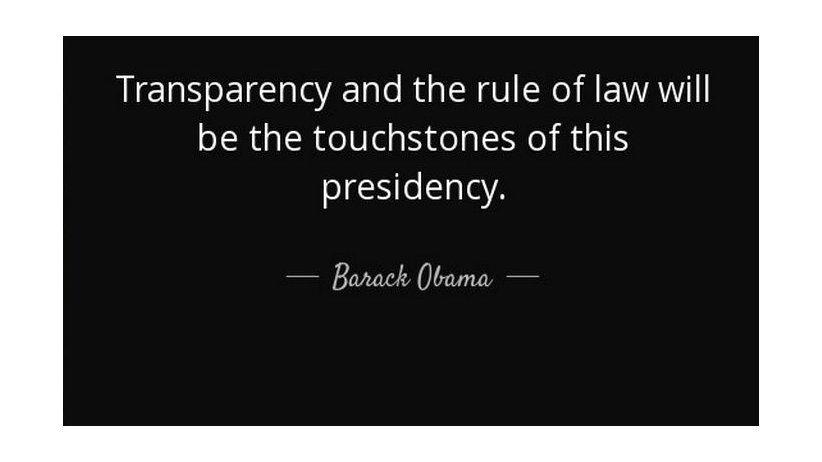 EEUU: Reclaman mayor transparencia al gobierno de Obama
