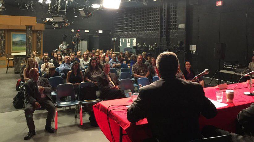 Canadá: Foro sobre libertad de prensa en London, Ontario