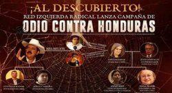 Campaña de odio contra periodistas en Honduras