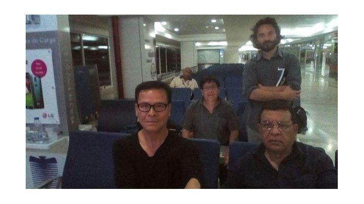 Periodistas atacados y hostigados durante protesta en Venezuela