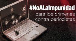 Unesco informa sobre seguridad de los periodistas e impunidad