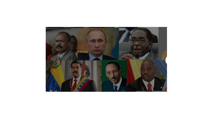 RSF: Lista negra de predadores de la libertad de prensa