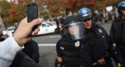 Respaldo a derecho ciudadano a filmar policías