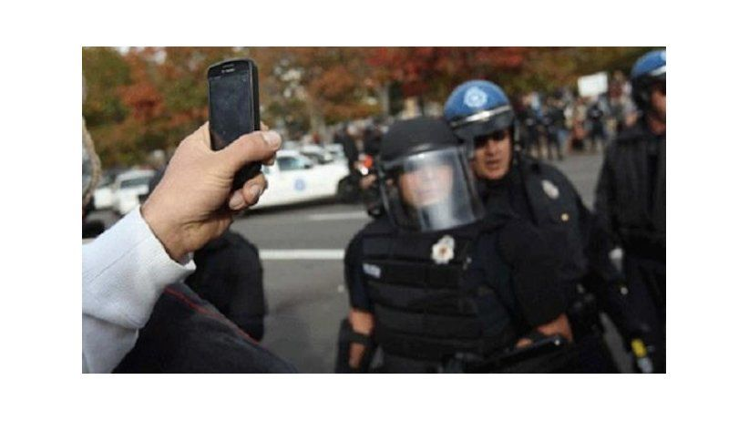 EE.UU.: Organizaciones apoyan filmación de actividad policial