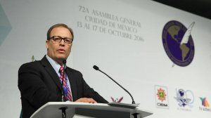 Presidente de la SIP califica al 2016 como extraordinario y turbulento